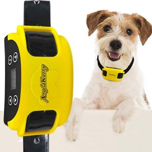 AngelaKerry Wireless Dog Fence System with GPS.