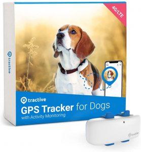 Tractive LTE GPS Dog Tracker.