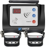 KAROTEZH 2 in 1 Electric Dog Fence Review: Offer A Wider Playground To Your Dog